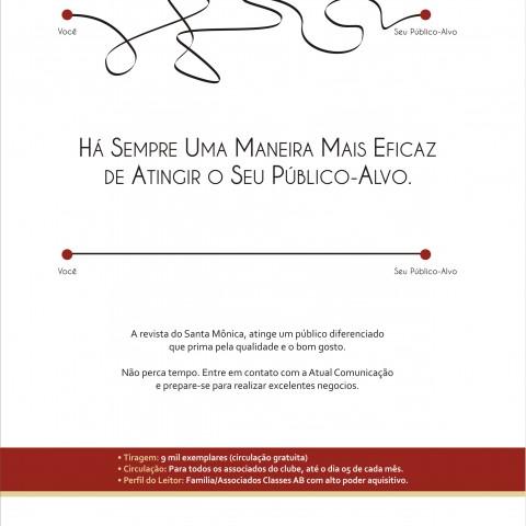 Atual Comunicação - Revista Santa Mônica