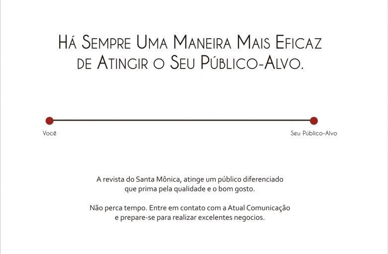 Atual Comunicação – Revista Santa Mônica