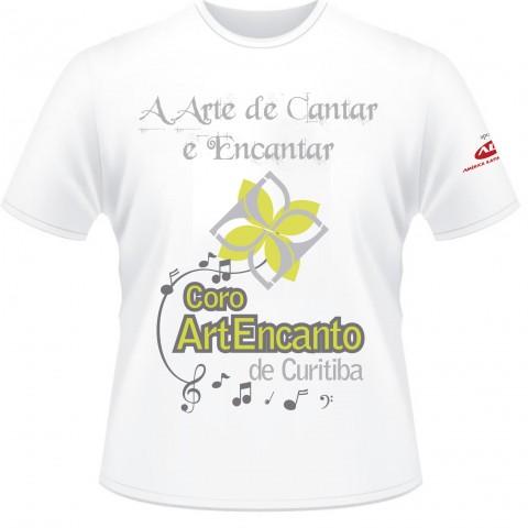 Camiseta - ArtEncanto
